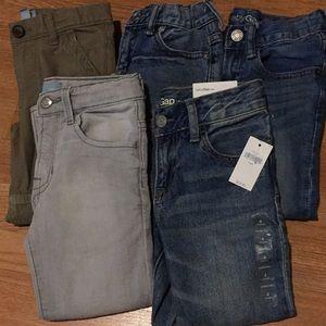 5 gap jeans